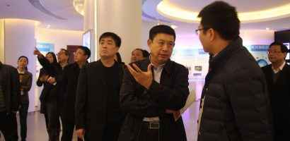 The Government delegation of Tangshan City, Hebei Province, visited the Wuxi Lead