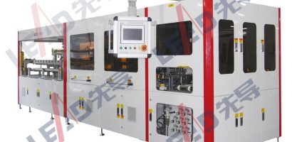 Wuxi Lead invented first 3000 pcs/h stringer machine in China, leading the world with throughput