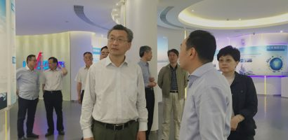 Li Dong, deputy director of Department of Equipment Manufacturing Industry visited Wuxi Lead