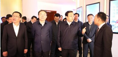 Changzhou Municipal Party Delegation Visited Wuxi Lead