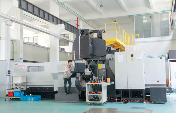 Large-scale CNC Machining Center