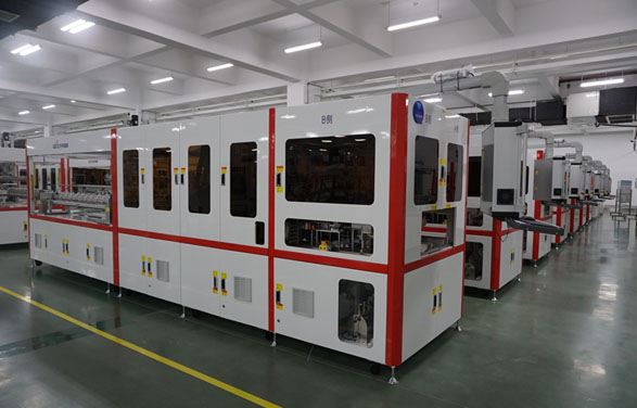 PV Equipment Assembly Workshop